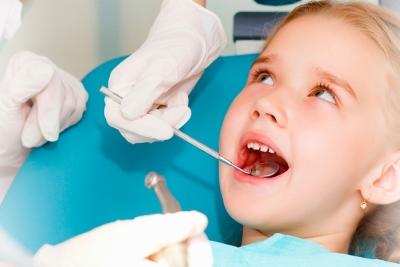 Подготовка ребенка к посещению стоматолога в Феодосии