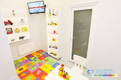 Адаптация детей перед лечением в Радуге